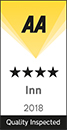 AA 4 Star Inn - Quality Inspected 2018